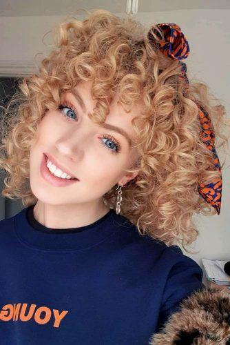 Cool Curls #mediumbob #mediumbobhaircuts #haircuts #bobhaircuts