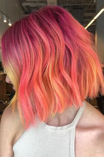 Bright Ombre Mix