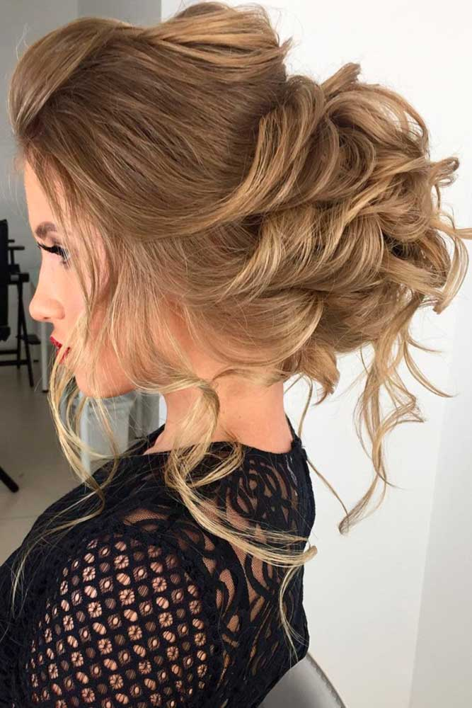 Extraordinary Updos Bridesmaid Hairstyles picture 1