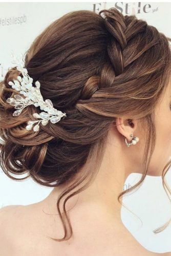 Chic Braided Bridesmaid Hairstyles picture 2