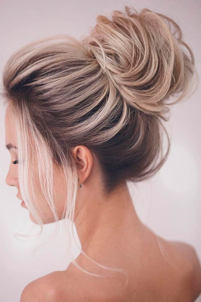 Cool High Buns picture 1