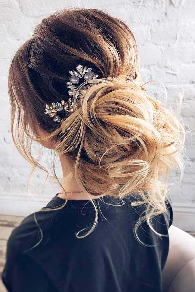 Beautiful Bridesmaid Hairstyles for Long Hair picture 3
