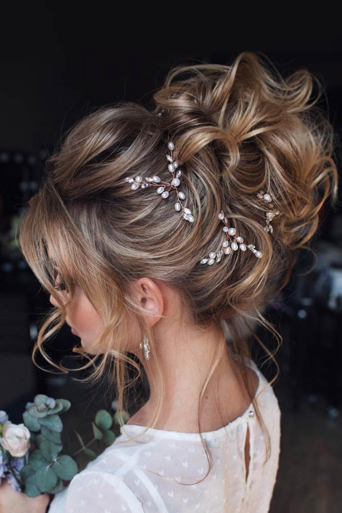 Beautiful Bridesmaid Hairstyles for Long Hair picture 1