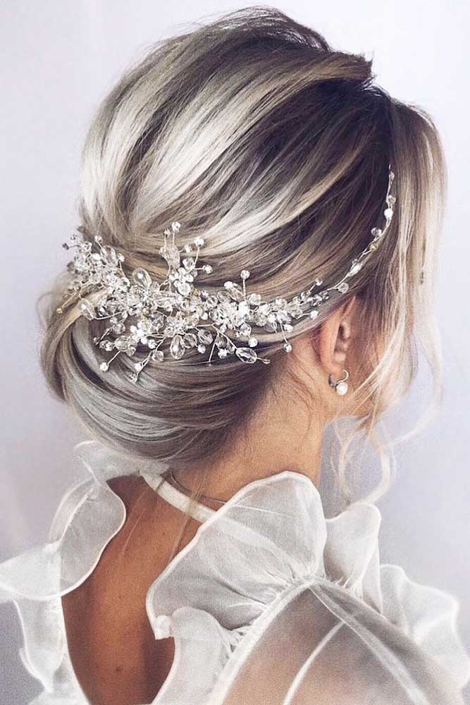 Twisted Blonde Styles Updos #updo