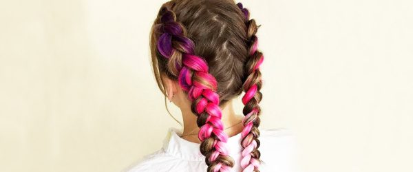 18 Styling Options for Double Dutch Braids