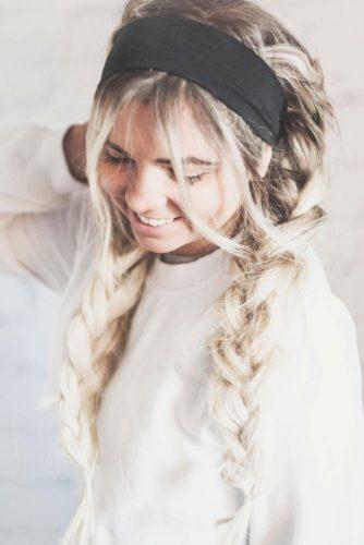 Cute Double Dutch Braids for Blonde Hair picture 3