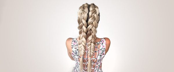 24 Styling Options for Double Dutch Braids