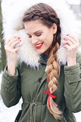 Side Dutch Braid Styles #braids