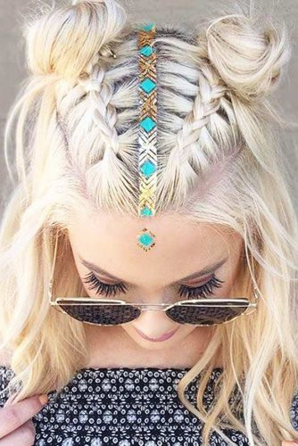 Style Your Medium Hair with Braids picture 1