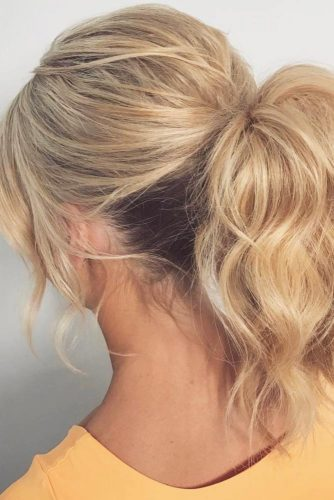 Try These Cute Hairstyles for Medium Hair picture 2
