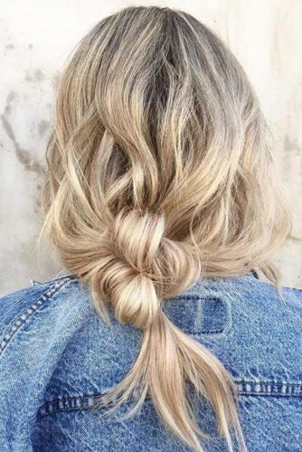 Try These Cute Hairstyles for Medium Hair picture 3