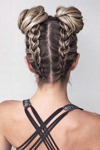 Style Your Medium Hair with Braids picture 2