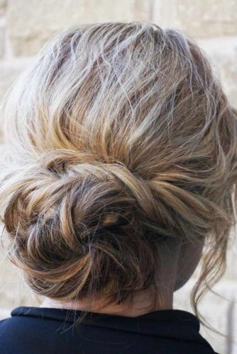 Easy Updos for Medium Hair picture 1