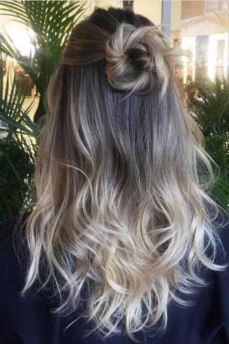 Beautiful Messy Style for Medium Length picture3