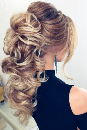 27 Gorgeous Wedding Hairstyles For Long Hair In 2019: 21 Best Ideas Of Formal Hairstyles For Long Hair 2019