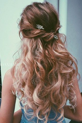 Long Formal Hairstyles