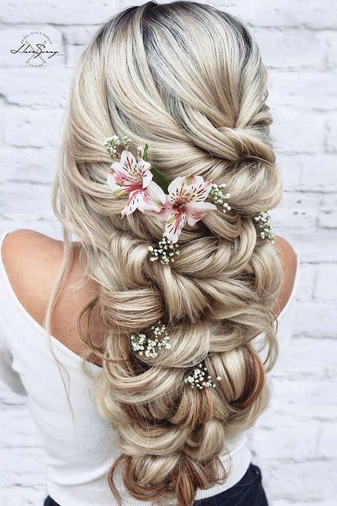 Braided Hairstyles For Long Hair #formalhairstyles #longhair #hairstyles