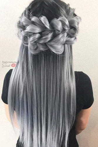 Delightful Braids for Prom Hair Styles picture2