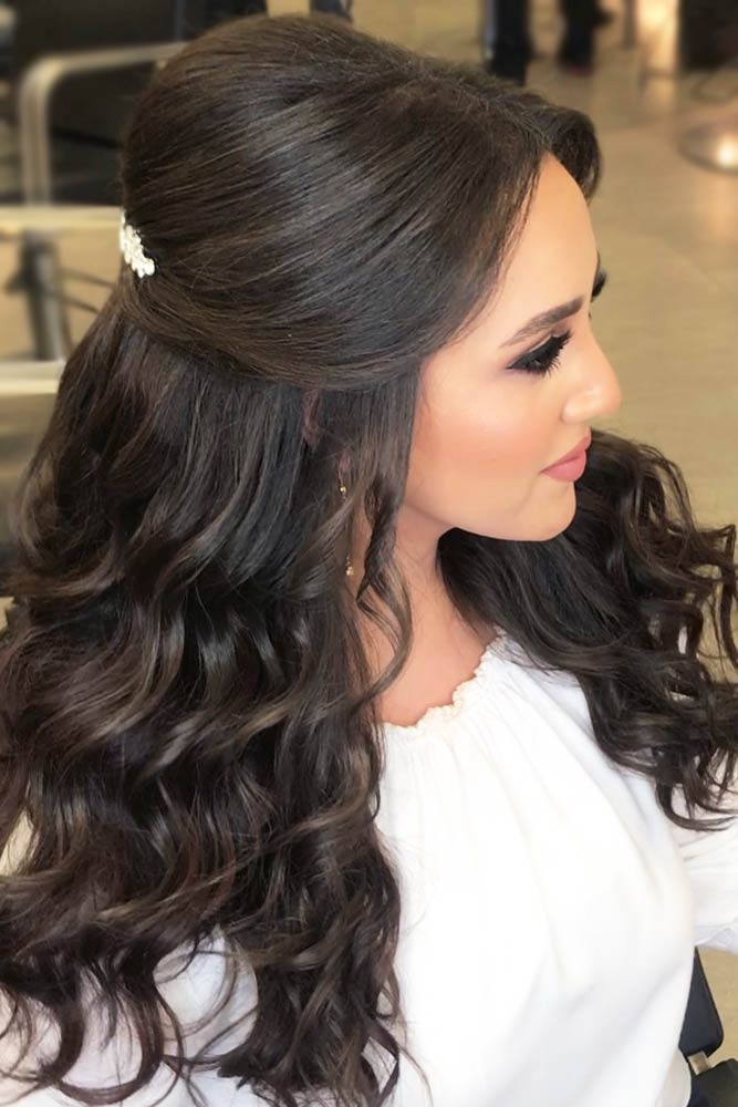 Curly Hairstyles for Long Hair picture2