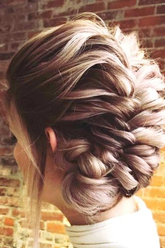 Braided Shoulder Length Hairstyles picture 1