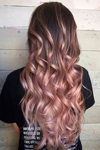 Trend Ideas with Brown Ombre picture 3