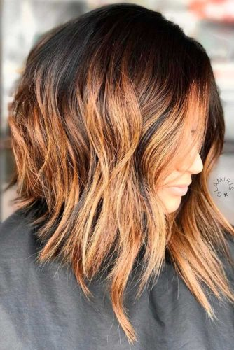 Brown Ombre for Short Hair picture2