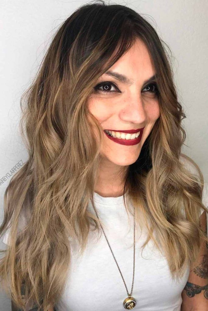 Trend Ideas with Brown Ombre