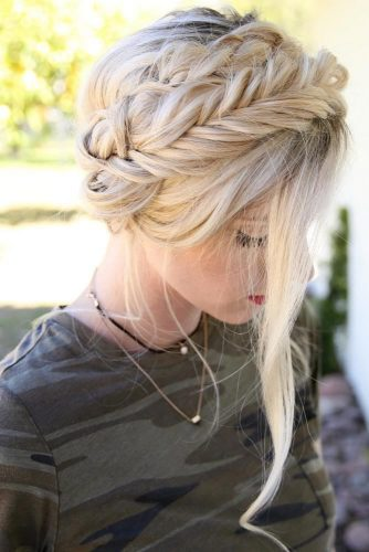 The High Crown Braid Hairstyle picture 1