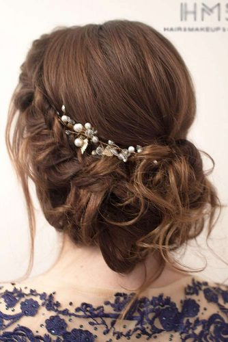 Romantic Crown Braid Hairstyle for a Date picture 3