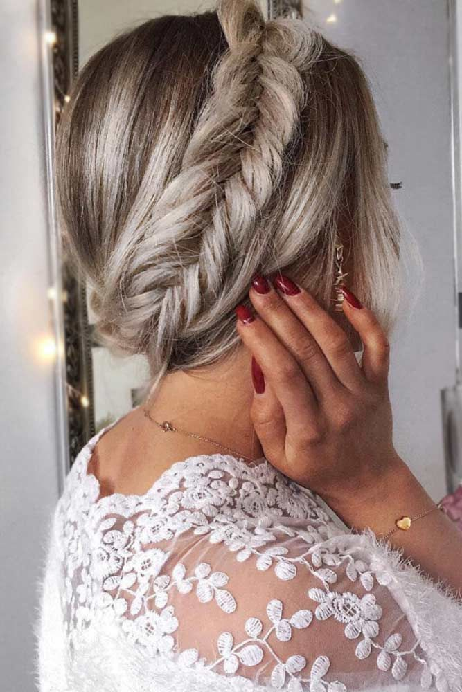 The Definition Of Romantic #crownbraids #braids