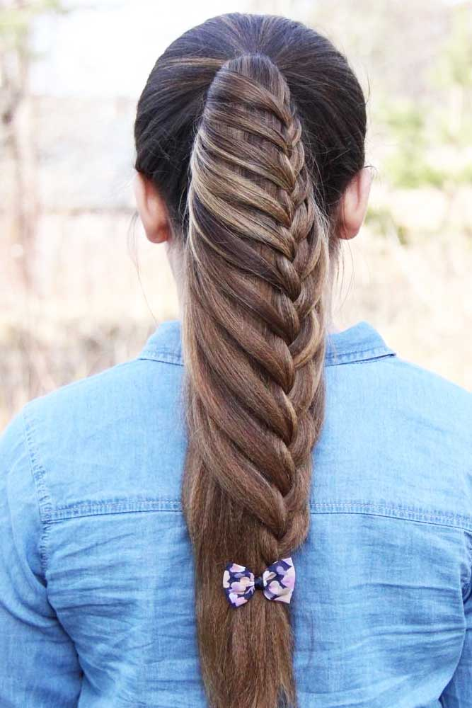 Special Braided Hairstyles picture 1