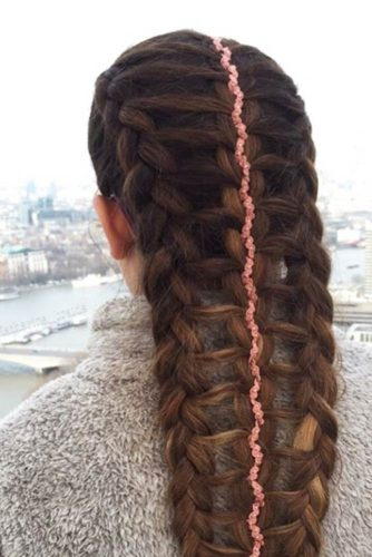 Special Braided Hairstyles picture 2