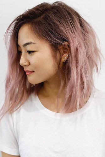 Stylish Medium Layered Hairstyles picture 3