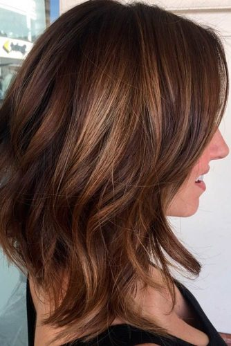 Shiny and Silky Layered Hair picture 2