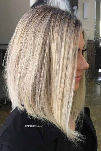 Trendy Medium Haircut Look picture1