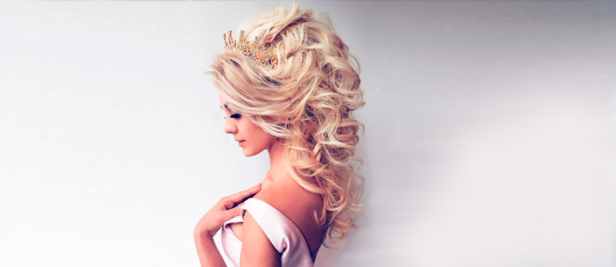 15 Wedding Hairstyles For Long Hair That Steal The Show: 15 Elegant Prom Hairstyles Down