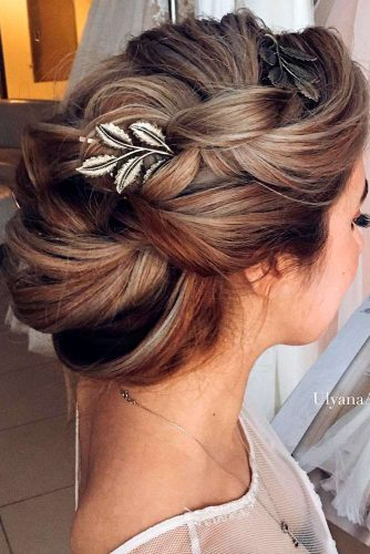 Hairstyles for Creative Girl for Prom Night picture 1