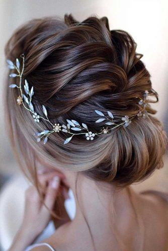 Braided Updos For Prom #promhairstyles #longhair #hairstyles #updohairstyles