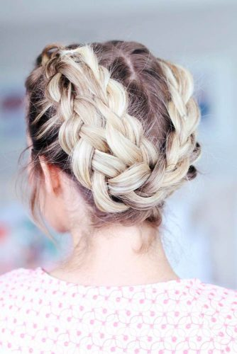 Braids and Braided Prom Hairstyles picture1