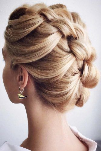 Original Prom Fauxhawk Updo Hairstyles #updo #promhair #promhairstyles