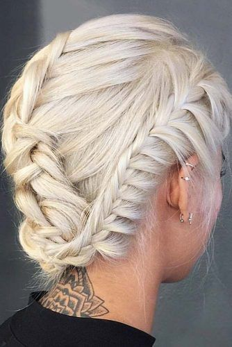 Super Dutch Braided Prom Hairstyles #braids #updo #promhair #promhairstyles