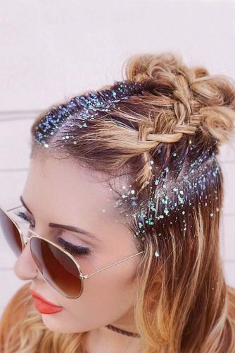 Glitter Space Buns picture 3
