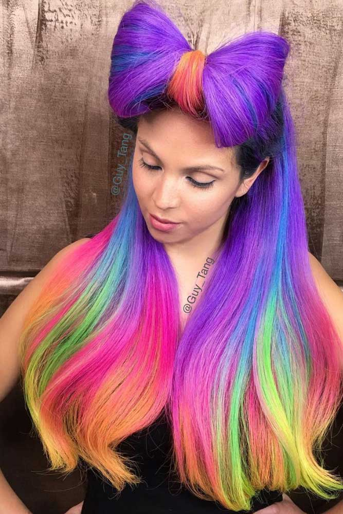 Mermaid Hair Color picture 2