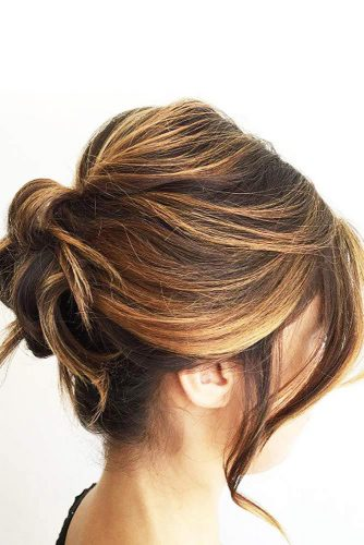 Lovely Hair Styles for Medium Hair picture 3