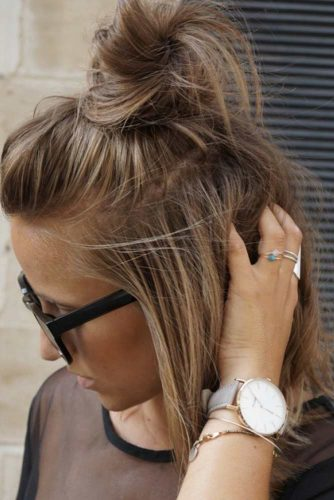 Elegant Short Hairstyles to Look Special Every Day picture 1