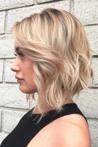 Short Hairstyles for Thick Hair picture3