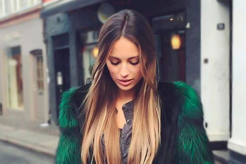Fashion Trends on Blonde and Brown Hair