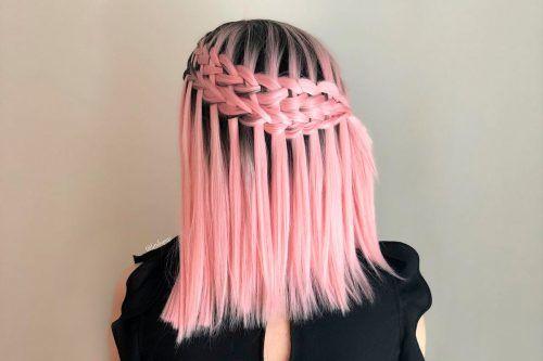 Five-Minute Cute Hairstyles For Medium Hair