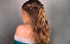 Insanely Pretty Prom Hairstyles for Long Hair