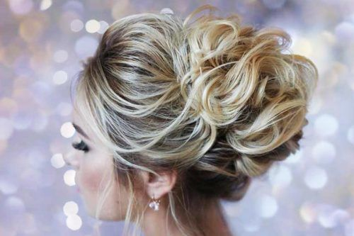 Trendy Updos for Medium Hair